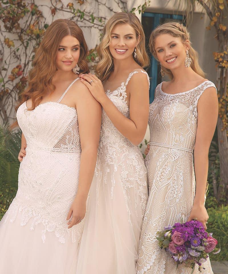 wedding dresses, bridal gown, Beloved by Casablanca