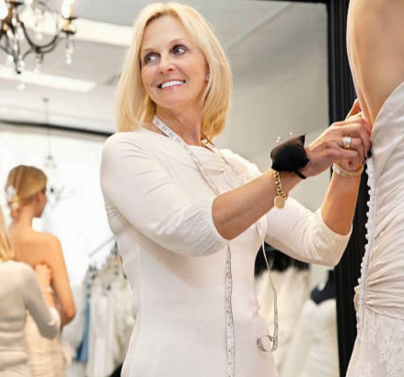 custom alterations seamstress tailor