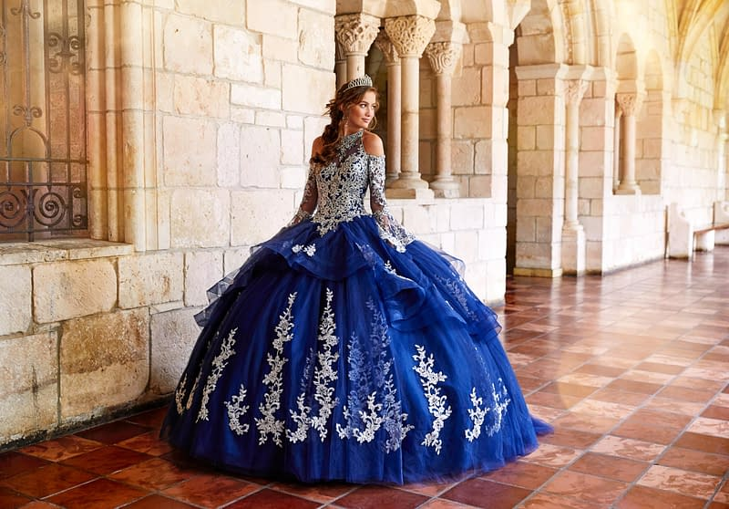 Quinceanera dress by Princesa